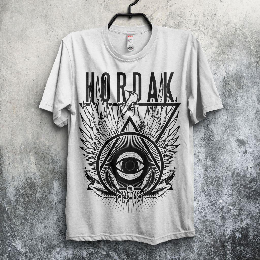 BRACHTKERL Hordak Shirt MockUp