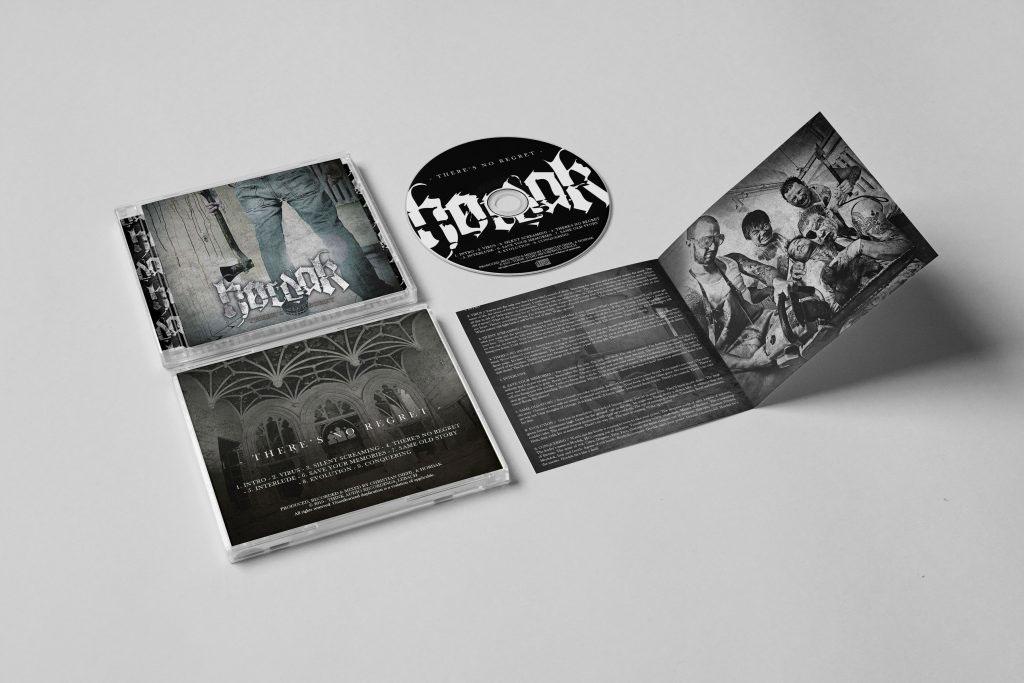BRACHTKERL Hordak CD Artwork II