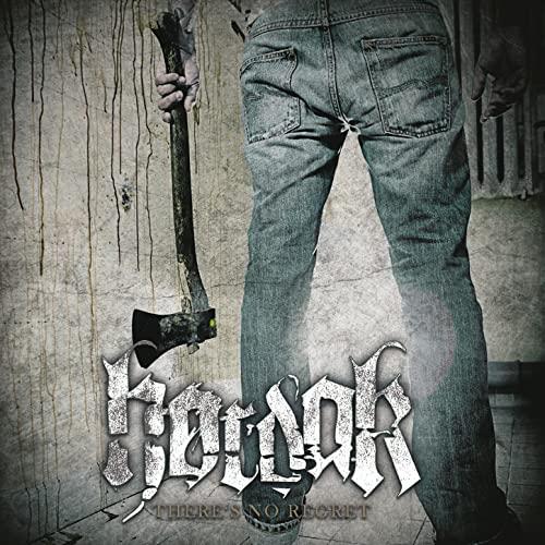 BRACHTKERL Hordak Album Cover