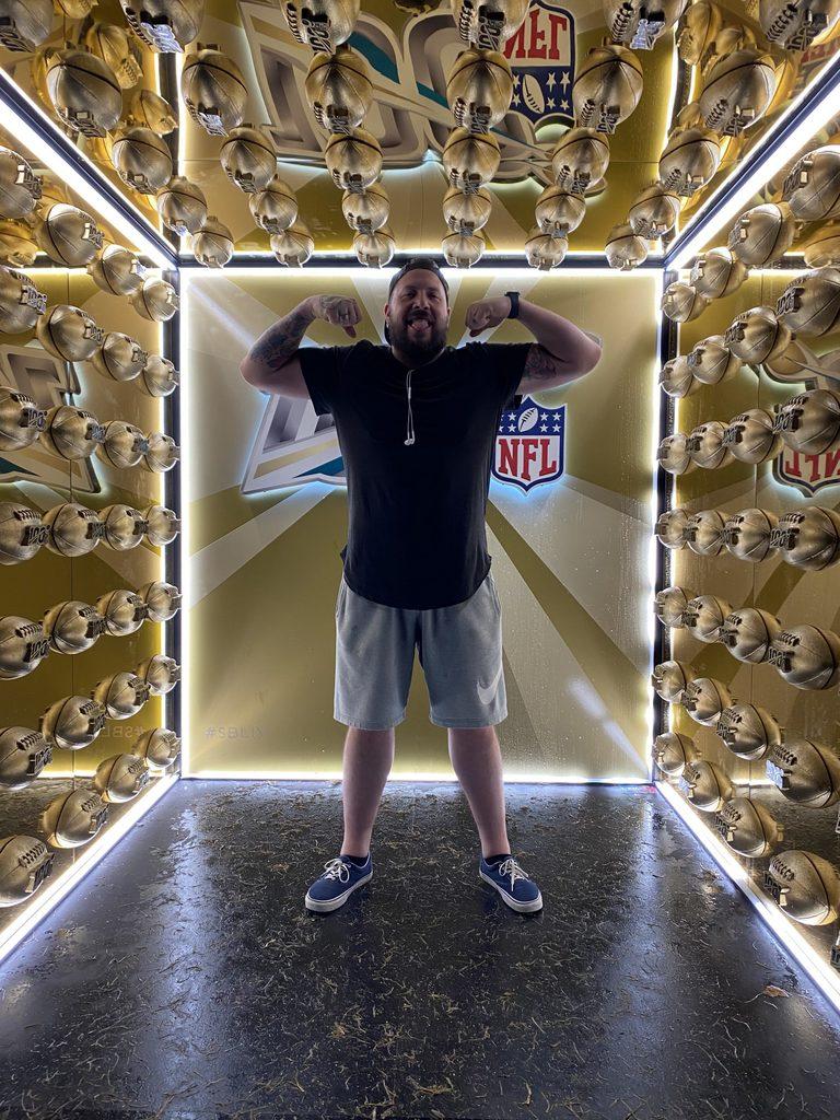 Miami Beach Super Bowl Experience